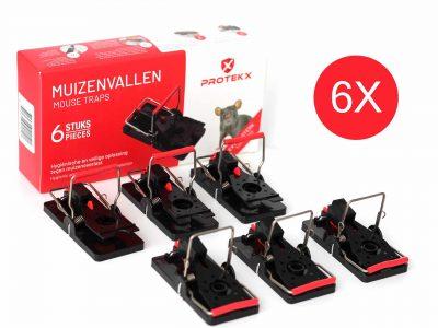 Protekx muizenval herbruikbaar
